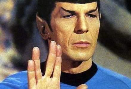 Leonard Nimoy, Spock din Star Trek, a murit vineri