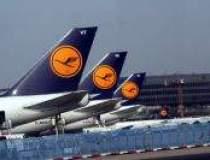 Pilotii Lufthansa si...
