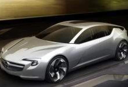 Opel prezinta la Geneva conceptul Flextreme GT/E