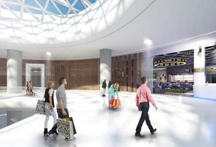 Primul cinema 4Dx din Romania, in Mega Mall: ce aduce mallul NEPI in materie de entertainment in zona sports bar