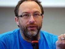 Jimmy Wales, fondatorul...