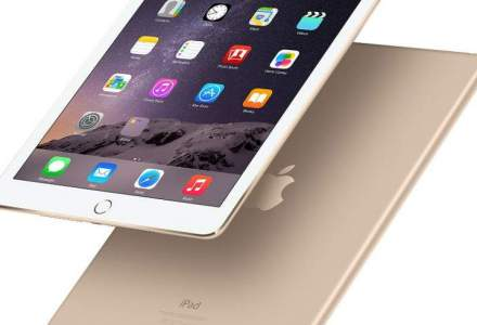 Apple amana productia unui iPad cu ecran mare. Ia in calcul introducerea porturilor USB