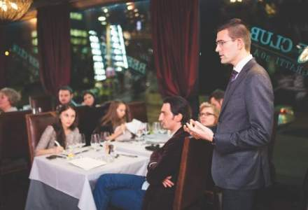 Proprietarul Red Angus si-a deschis restaurant langa TVR si se asteapta sa obtina 6.000 euro/zi
