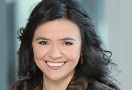 Daniela Nemoianu, partener executiv la KPMG, conduce AmCham Romania