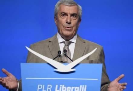 Tariceanu le cere politicienilor din PNL sa nu blocheze noul Cod Fiscal: Este cea mai liberala reforma fiscala din 2004