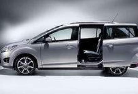 Ford vine la Geneva cu noi modele si motorizari