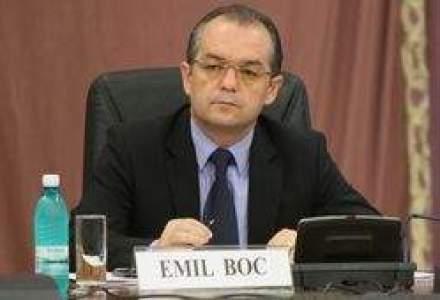 Boc i-a cerut lui Vladescu sa reduca numarul de taxe