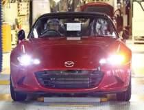 Mazda incepe productia noului...
