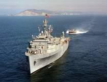 Rusii trimit nave de razboi...