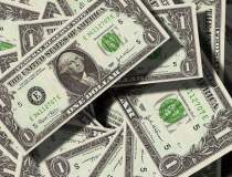 Dolarul, la un nou nivel...