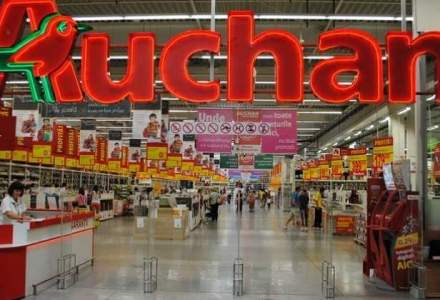 Auchan a platit 257 milioane euro pentru achizitia Real in Romania