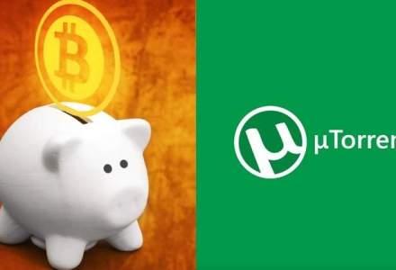 """uTorrent poate fura puterea de calcul a procesorului cu un program de minerit Bitcoin instalat """"silentios"""""""