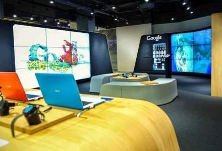 Ce urmareste Google de la primul magazin fizic sub brand propriu