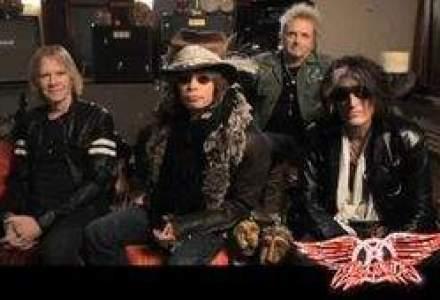 Aerosmith, in concert la Bucuresti