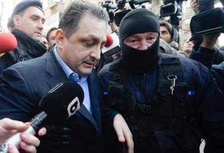 Marian Vanghelie, dus in Arestul Capitalei. Nu a facut declaratii in fata anchetatorilor