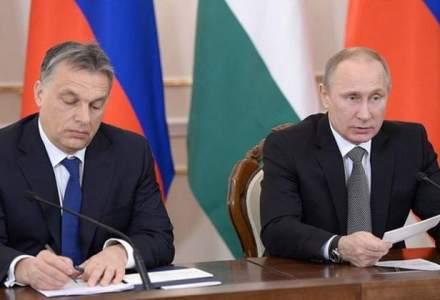 Uniunea Europeana a blocat un acord nuclear incheiat intre Rusia si Ungaria anul trecut
