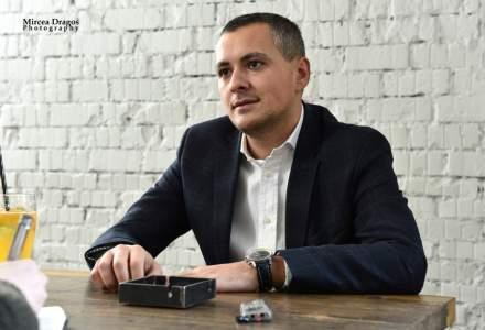 La pranz cu Victor Cotrutz, CEO Greentek, ieseanul de 31 de ani care trimite sisteme LED made in Romania in mari magazine din Germania si Israel
