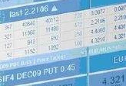 Clasamentul brokerilor pe piata derivatelor de la Sibex, in februarie