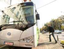 Primul autobuz electric,...