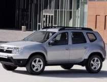 Dacia Duster cu volan pe dreapta