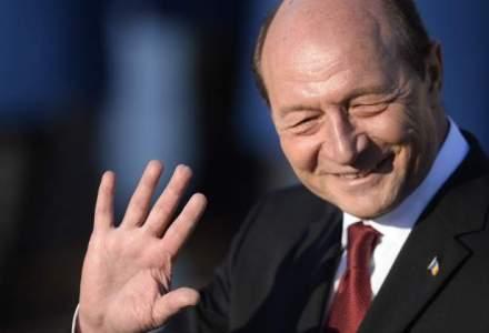 Traian Basescu, audiat ca suspect intr-un dosar de santaj