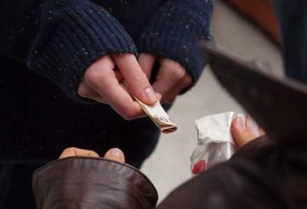 Trafic de droguri in Galati: procurorii DIICOT fac perchezitii la 31 de persoane
