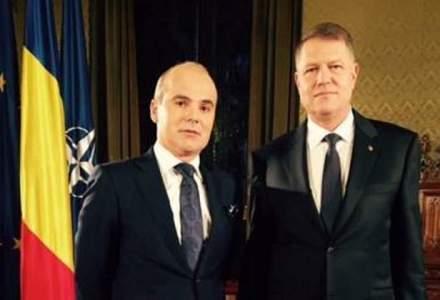 Prezentatorul Realitatea TV Rares Bogdan, la sediul DNA pentru a lamuri declaratia lui Vanghelie