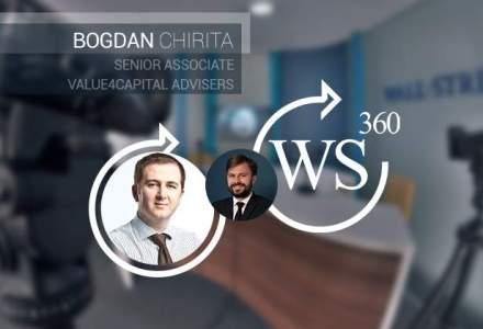 Bogdan Chirita (Value4Capital), invitatul emisiunii de business WALL-STREET 360: antreprenorii, mai optimisti in 2015?