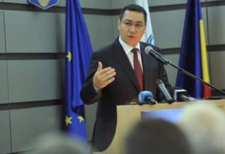 Ponta: Codul Fiscal este necesar deoarece suntem ca un avion care nu decoleaza; FMI nu il va accepta