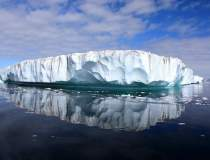 Suprafata banchizei arctice,...