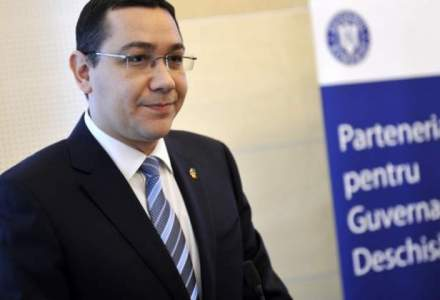 Victor Ponta ar vrea declaratie de venit de la fiecare roman o data pe an