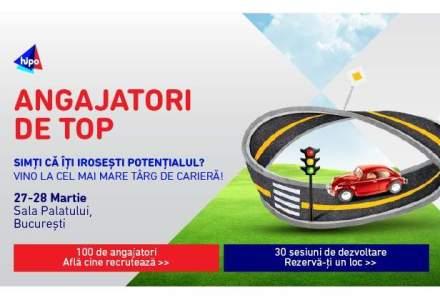 (P)Cum iti poti maximiza experienta la targul de joburi Angajatori de TOP Bucuresti?