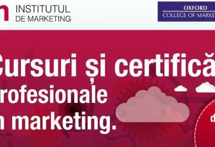 (P) Programele de certificare - solutia de training de marketing croita pe nevoile angajatorilor