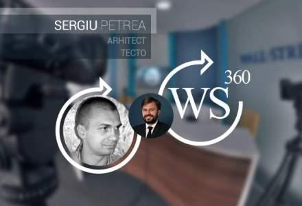 Care sunt noutatile in arhitectura din sectorul rezidential? Afla de la arhitectul Sergiu Petrea (Tecto), in emisiunea WALL-STREET 360