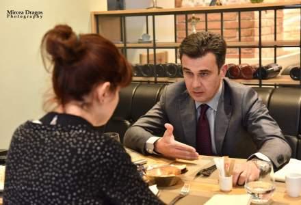 La pranz cu Lucian Mateescu, CEO Impact, omul care a reusit sa rezolve amiabil peste 180 de procese