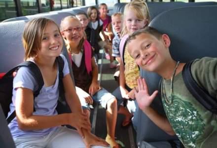 Statul cumpara 1.000 de microbuze pentru transportul scolarilor