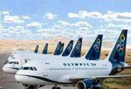 Greva controlorilor eleni de trafic aerian afecteaza si cursele Olympic si Aegean din Romania