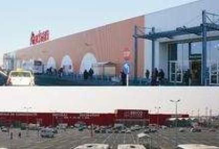 Tranzactie in retail: Locatiile Auchan si Bricostore din Pitesti, vandute pentru 21 mil. euro