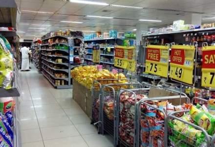 Preturile de consum din zona euro au scazut in martie pentru a patra luna