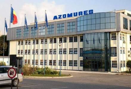 Azomures vinde 66% din productie pe piata locala, tinta fiind de 80%