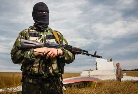 Cel putin 42 de copii au fost ucisi din cauza exploziilor unor mine de teren in estul Ucrainei