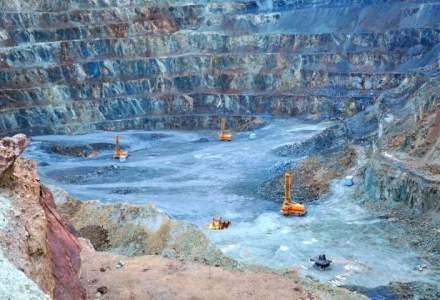 Rosia Montana Gold Corporation isi concediaza 35% din angajati. Sindicatul a fost notificat