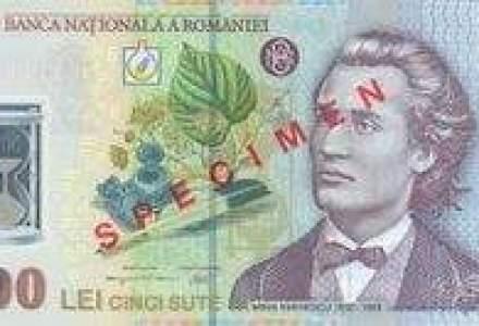 Patru persoane acuzate ca au plasat bancnote false de 500 lei