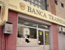 Actiunile Banca Transilvania...