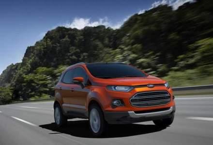 Ford Romania anunta 5 lansari auto anul acesta. Productia unui al doilea model la Craiova, nu mai devreme de 2017