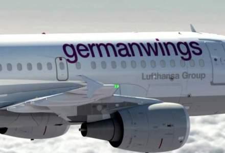 Un avion Germanwings cu probleme tehnice a fost deviat spre Stuttgart