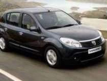 Dacia Sandero pe bioetanol