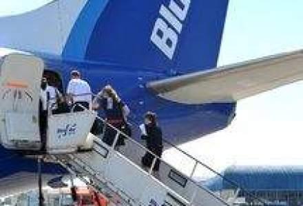 Blue Air renunta la Cluj pe fondul concurentei Wizz Air