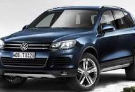 Afla preturile noului VW Touareg pentru piata romaneasca