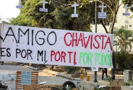 Socialismul din Venezuela a cazut in ultimul stadiu: oamenii nu mai au nici hartie igienica